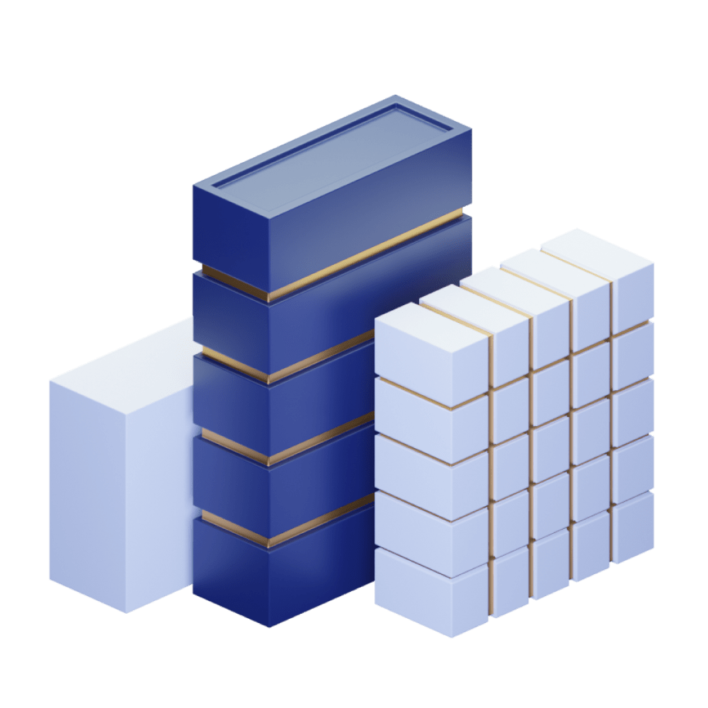 Block Gemini - 3 blocks