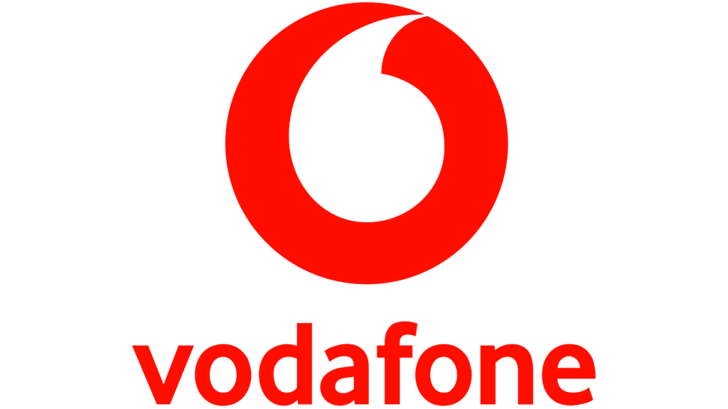 Block Gemini - Vodafone Logo Transparent