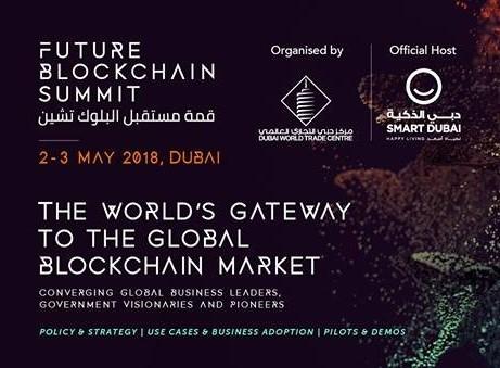 Block Gemini - Future Blockchain Summit Photo
