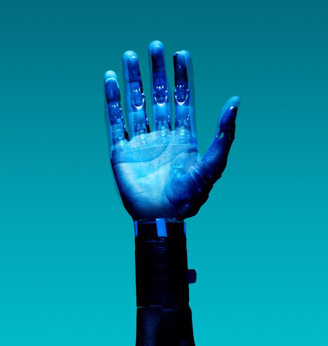 Block Gemini - AI Solution Design Hand