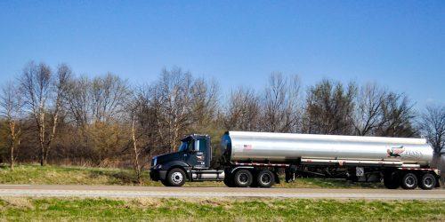 Block Gemini - Tanker Truck Photo